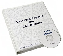 Care Area Assessments, CATs Manual