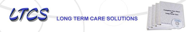 Nursing Care Plans & Long Term Care Solutions